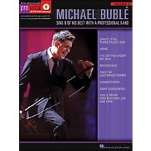 Hal Leonard Michael Buble - Pro Vocal Series Volume 27 Book/CD