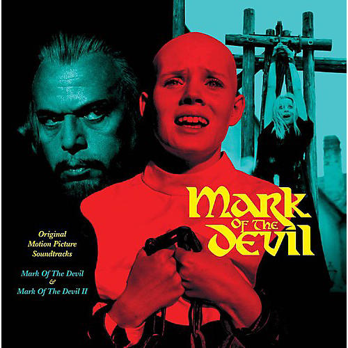 Alliance Michael Holm - Mark of the Devil I & II (Score) (Original Soundtrack)