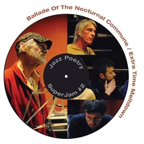 Alliance Michael Horovitz - Ballade of the Nocturnal Commune