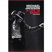 Omnibus Michael Jackson - A Life in Music Omnibus Press Series Softcover Written by Geoff Brown