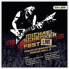 MVD Michael Schenker - Fest: Live Tokyo International Forum Hall A 2CD and DVD
