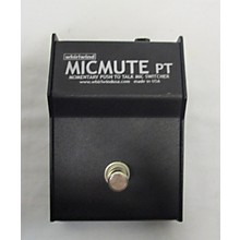 Whirlwind Micmute Pt Pedal