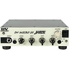 DV Mark Micro 50 Jazz 50W Guitar Amplifier Head Level 1