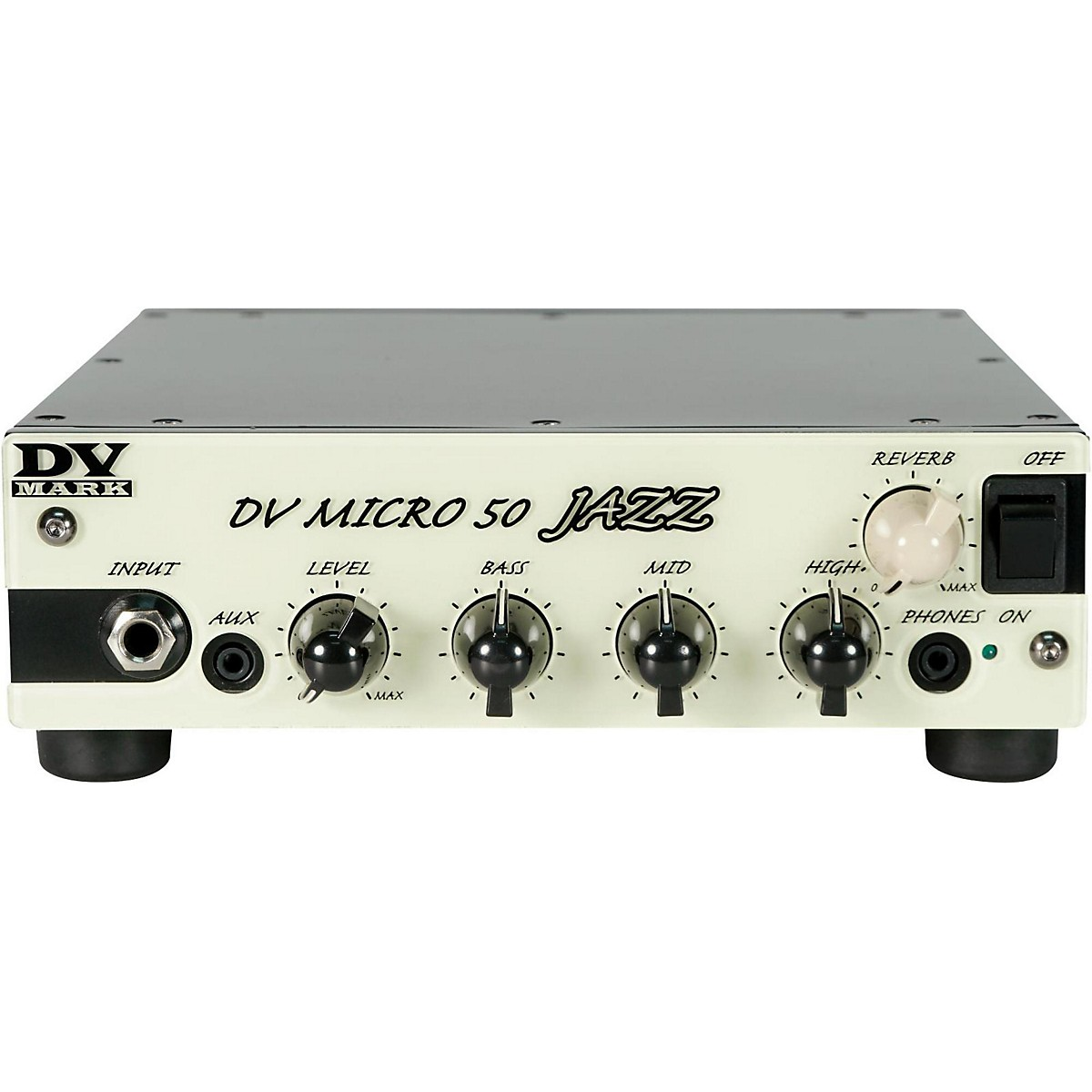 DV Mark Micro 50 Jazz 50W Guitar Amplifier Head