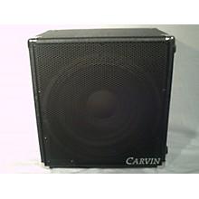 Carvin Micro Bass 115 Bass Cabinet
