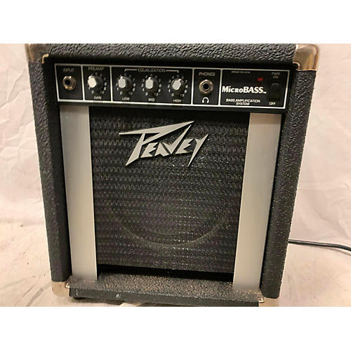 used peavey micro bass bass combo amp guitar center. Black Bedroom Furniture Sets. Home Design Ideas