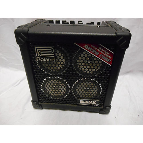Roland Micro Cube Bass Rx Bass Combo Amp