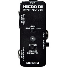 Mooer Micro DI Box Guitar Effects Pedal