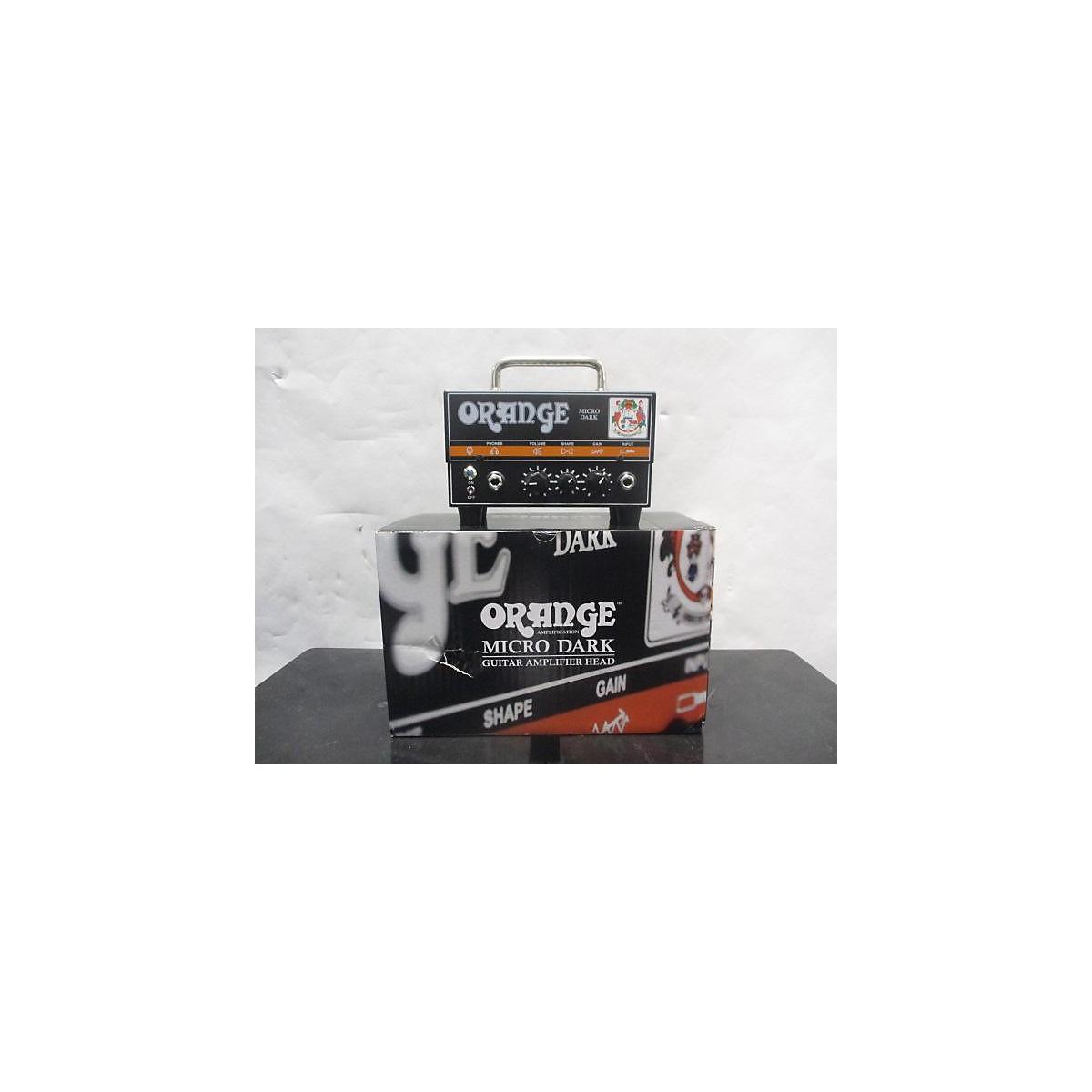 Orange Amplifiers Micro Dark 20-watt Guitar Amp Head