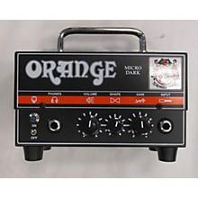 Orange Amplifiers Micro Dark 20w Solid State Guitar Amp Head