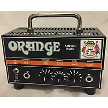 Orange Amplifiers Micro Dark Battery Powered Amp