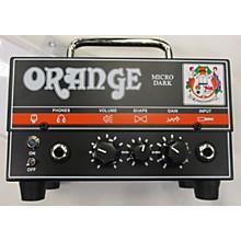 Orange Amplifiers Micro Dark Solid State Guitar Amp Head