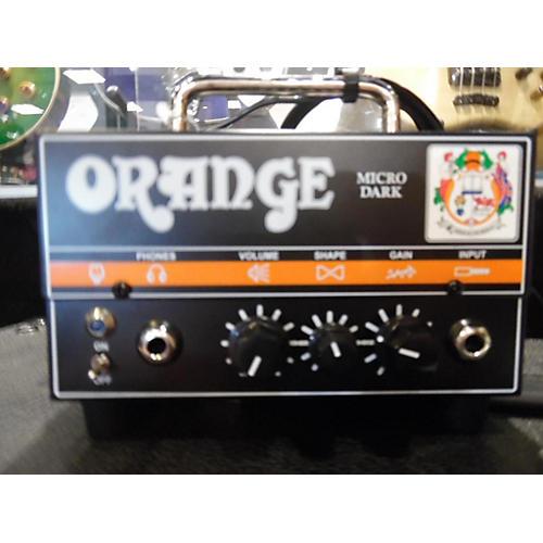Orange Amplifiers Micro Dark Terror Head Guitar Amp Head