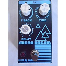 DEATH BY AUDIO Micro Dream Delay Effect Pedal