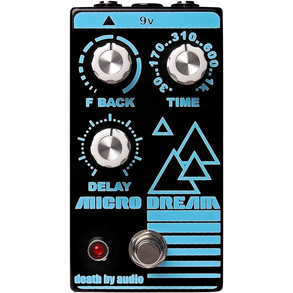 Death By Audio Micro Dream Lofi Delay Effects Pedal
