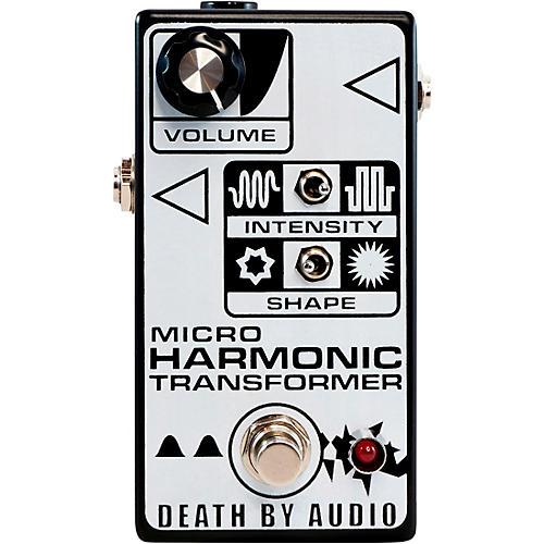 Death By Audio Micro Harmonic Transformer Fuzz Effects Pedal