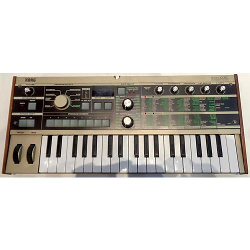 used korg micro korg 37 key synthesizer guitar center. Black Bedroom Furniture Sets. Home Design Ideas