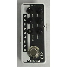 Mooer Micro Preamp 013 Pedal
