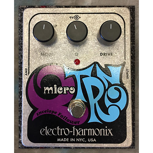 Electro-Harmonix Micro Q Tron Envelope Filter Effect Pedal