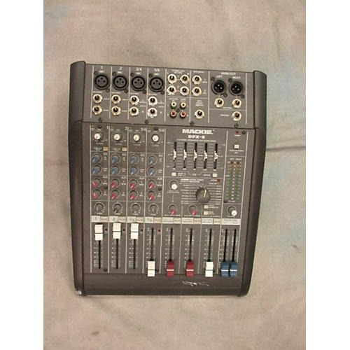 Mackie Micro Series Line Mixer