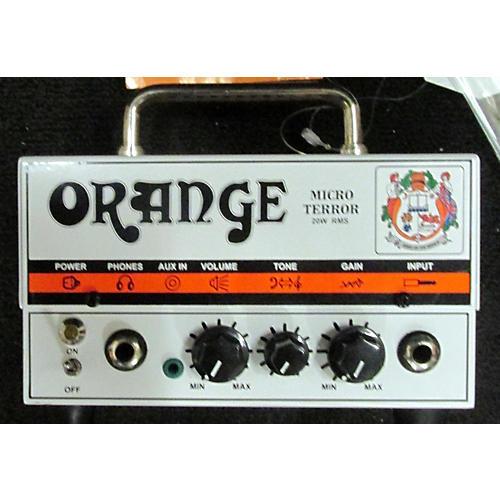 Orange Amplifiers Micro Terror Solid State Guitar Amp Head