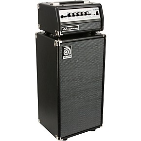 ampeg micro vr bass amp head and svt210av bass speaker cabinet stack guitar center. Black Bedroom Furniture Sets. Home Design Ideas
