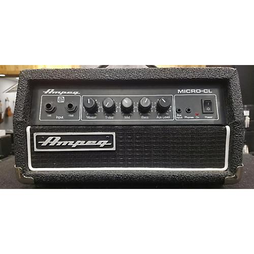 Ampeg Micro-cl Bass Amp Head