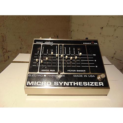 Electro-Harmonix MicroSynth XO Effect Pedal