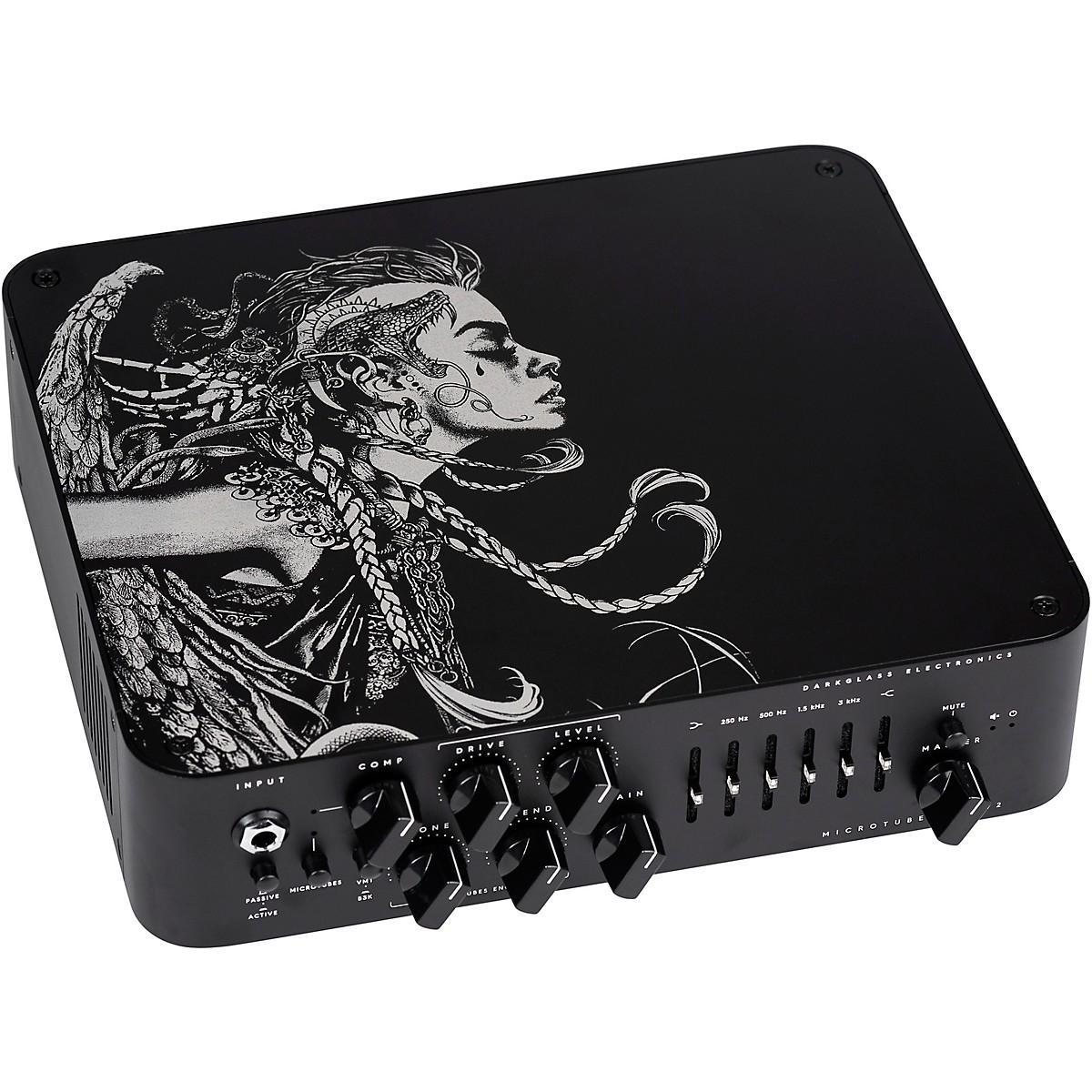 Darkglass Microtubes 900 V2 Medusa 900W Bass Amp Head