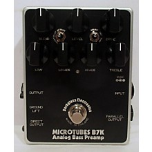 Darkglass Microtubes B7k Bass Effect Pedal