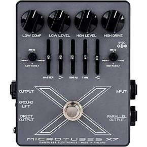 darkglass microtubes x7 distortion bass effects pedal guitar center. Black Bedroom Furniture Sets. Home Design Ideas