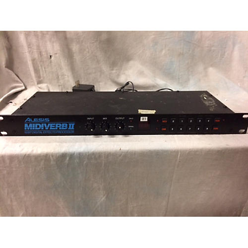 Alesis Midiverb II Effects Processor