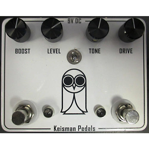 Keisman Pedals Midnight Drive Effect Pedal