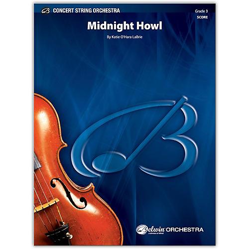 BELWIN Midnight Howl Conductor Score 3