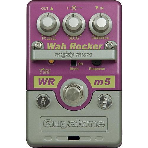 Guyatone Mighty Micro WRm5 Wah Rocker Guitar Effects Pedal