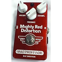 Mad Professor Mighty Red Distortion Handwired Effect Pedal