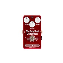 Mad Professor Mighty Red Distrotion Guitar Effects Pedal
