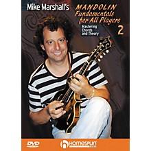 Homespun Mike Marshall's Mandolin Fundamentals For All Players DVD 2