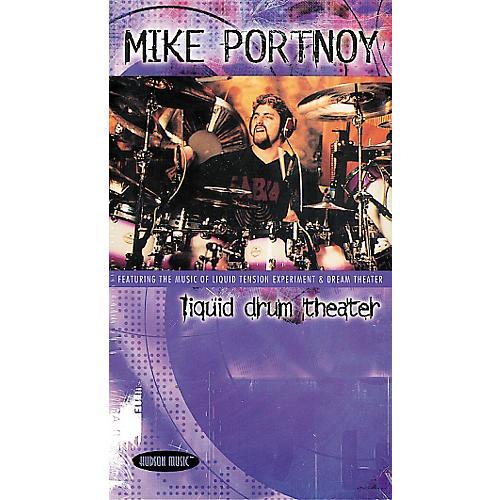 Hudson Music Mike Portnoy Liquid Drum Theater Video Set