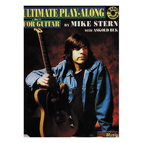 Alfred Mike Stern Ultimate Play-Along Guitar, Volume 1 (Book and 2 CDs)