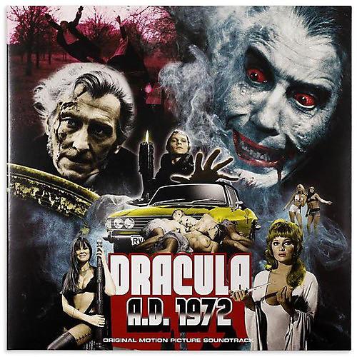Alliance Mike Vickers - Dracula A.d. 1972 (Original Soundtrack)