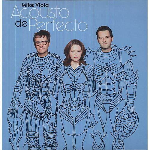 Alliance Mike Viola - Acousto de Perfecto