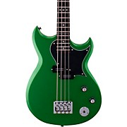 Mike Watt Wattplower Electric Bass Satin Emerald