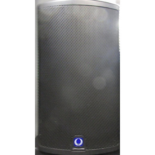 used turbosound milan m12 powered speaker guitar center. Black Bedroom Furniture Sets. Home Design Ideas