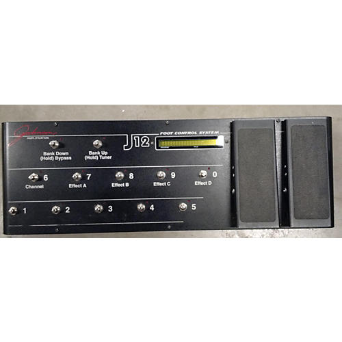 Johnson Millennium Stereo 150 J12 Pedal Board
