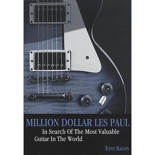 Hal Leonard Million Dollar Les Paul (Book)