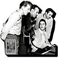 Hal Leonard Million Dollar Quartet - Chunky Magnet thumbnail