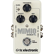TC Electronic Mimiq Doubler Guitar Effects Pedal