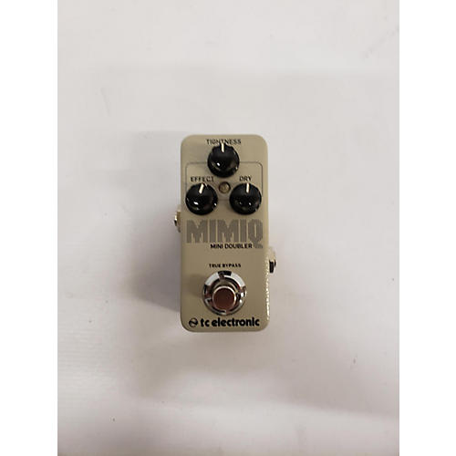 TC Electronic Mimiq Mini Doubler Effect Pedal