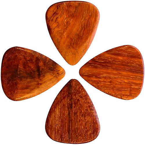 Timber Tones Mimosa Guitar Picks, 4-Pack